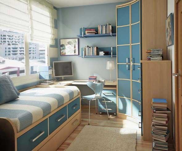 Como decorar com estilo minimalista 014
