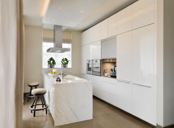 Como decorar com estilo minimalista 017