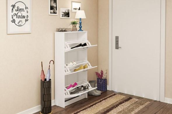 Como decorar com estilo minimalista 021