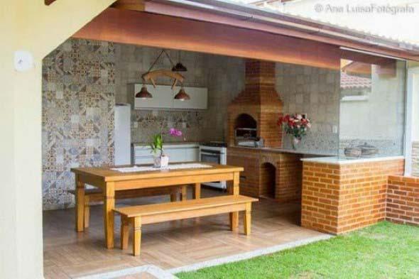 Cozinha externa 002