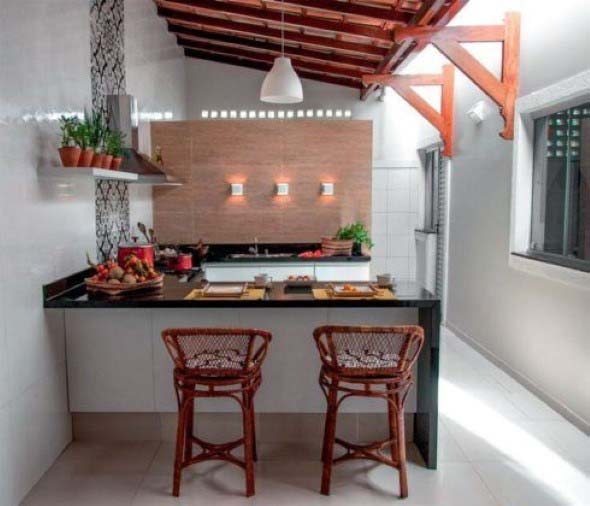 Cozinha externa 004