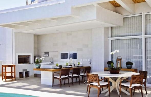 Cozinha externa 015