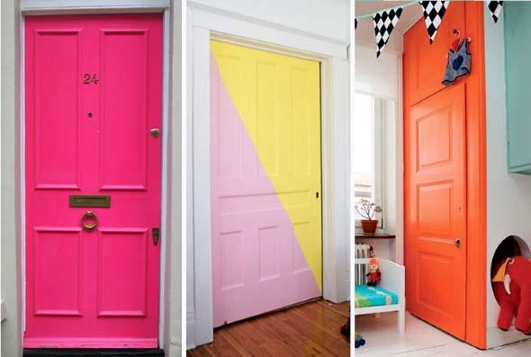 Decorar com portas coloridas 003