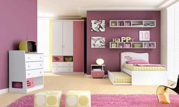 Decorar quarto de irmãs 012
