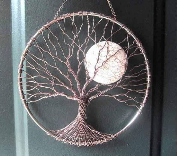 Peças de decoração inspiradas na Lua 003