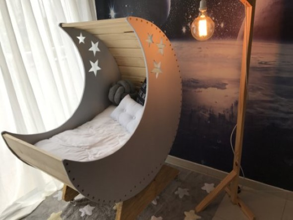 Peças de decoração inspiradas na Lua 005