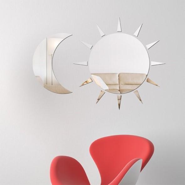 Peças de decoração inspiradas na Lua 007