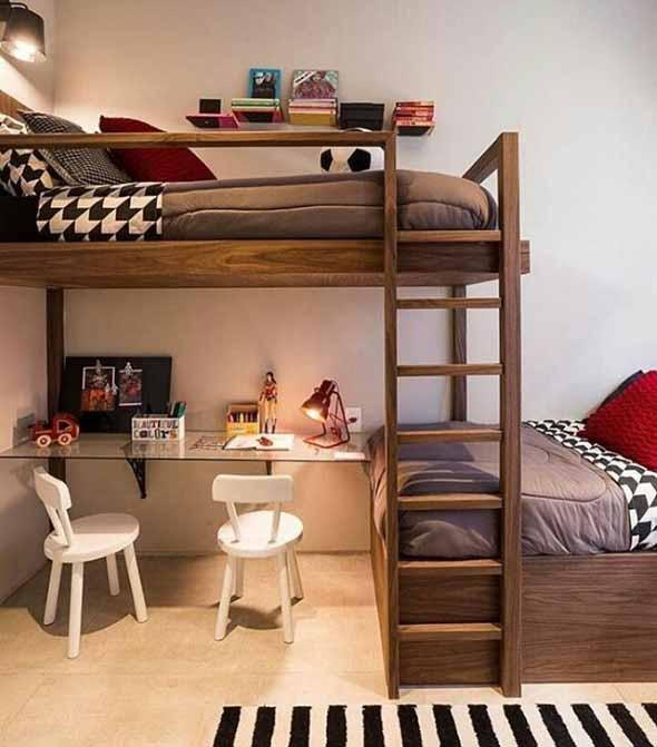 Pequenos espaços debaixo da cama 003