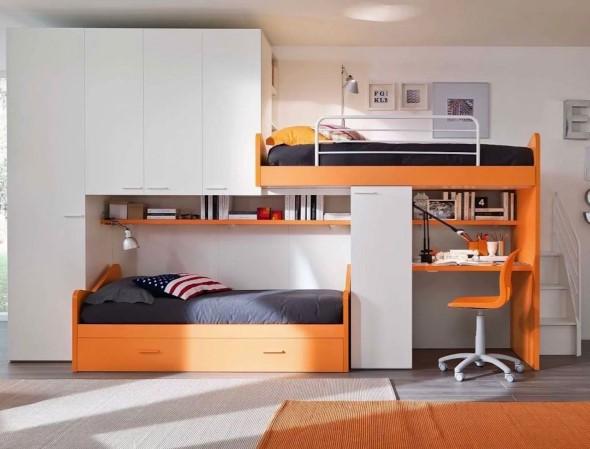 Pequenos espaços debaixo da cama 009