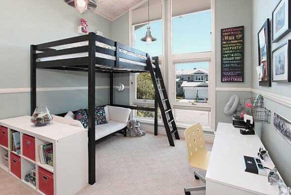 Pequenos espaços debaixo da cama 015