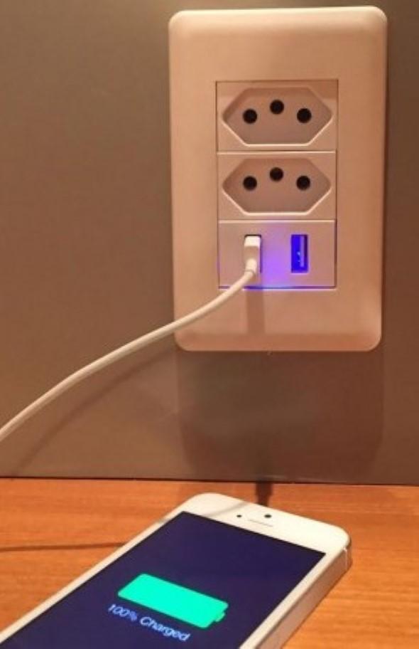 Vantagens de instalar uma tomada USB em casa 003