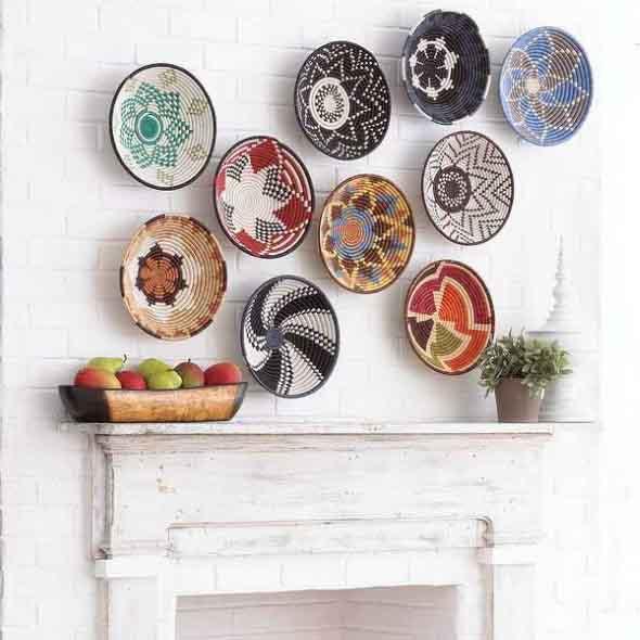 Decore sua casa com objetos de vime 013