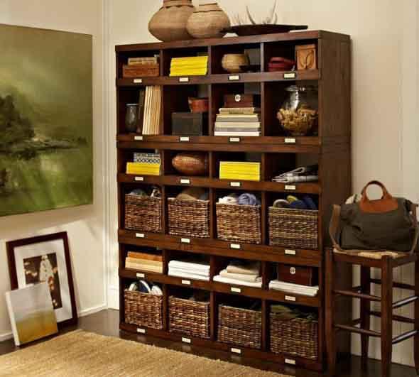 Decore sua casa com objetos de vime 014