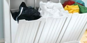 Organizar roupas na lavanderia 003