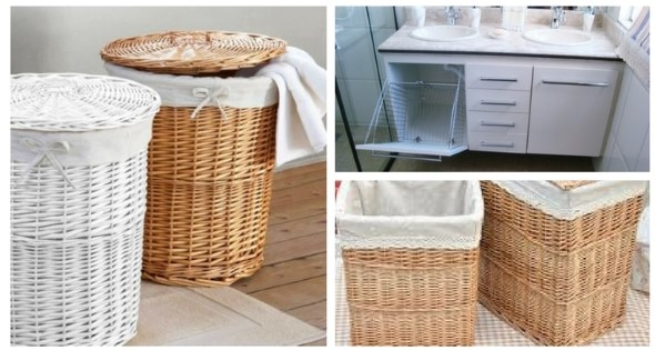 Organizar roupas na lavanderia 004