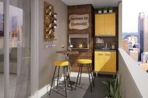 Use mesas bistrô na decoração de casa 010