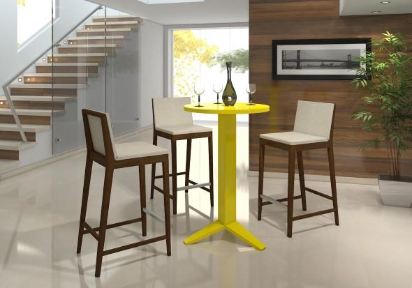 Use mesas bistrô na decoração de casa 014