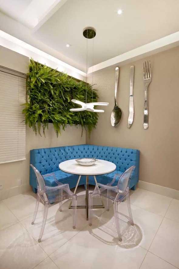 Use mesas bistrô na decoração de casa 021
