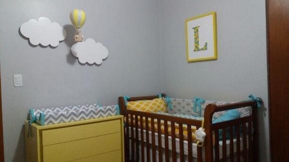 luminaria bebe 2
