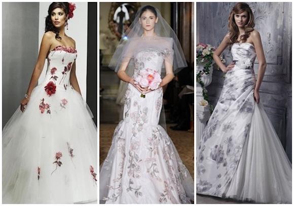 vestido noiva colorido 2