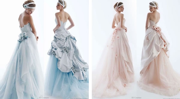 vestido noiva colorido 5