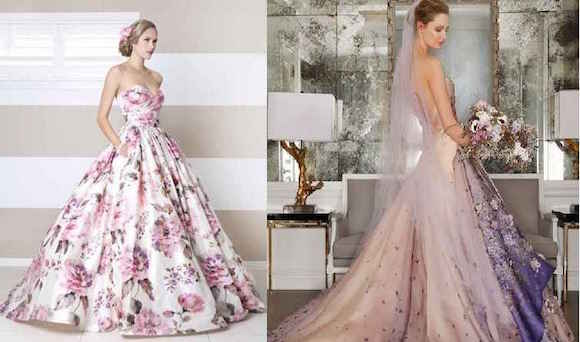 vestido noiva colorido 7