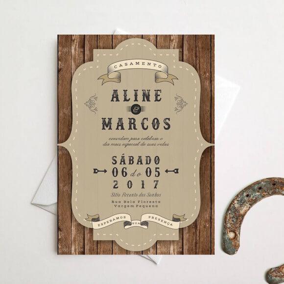 convite casamento 2