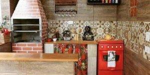 cozinha externa 9
