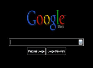 Google Apaga as Luzes