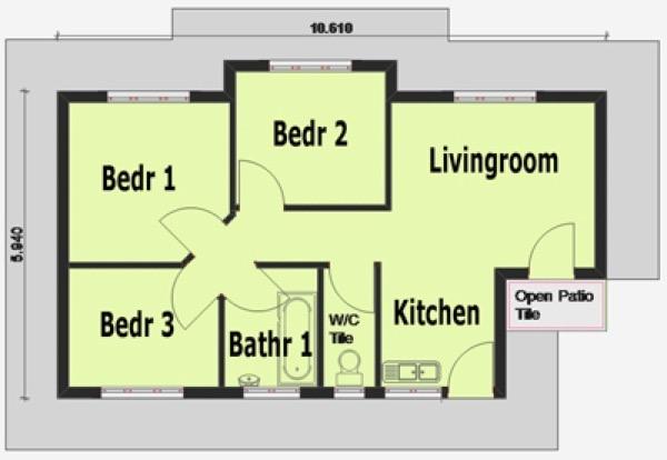 10-modelos de plantas de casas
