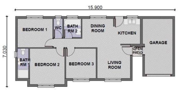 12-modelos de plantas de casas