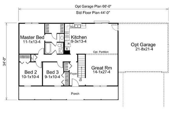 13-modelos de plantas de casas
