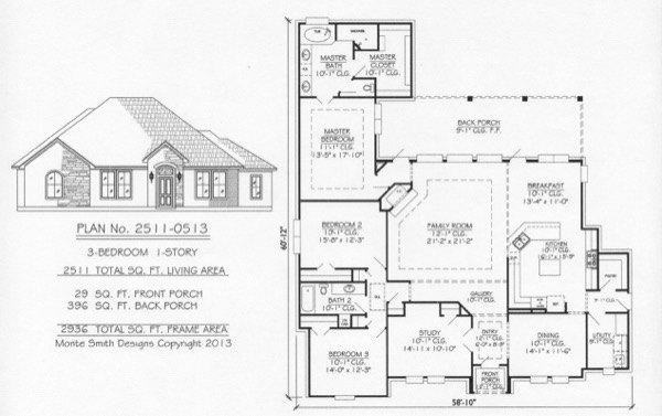 20-modelos de plantas de casas