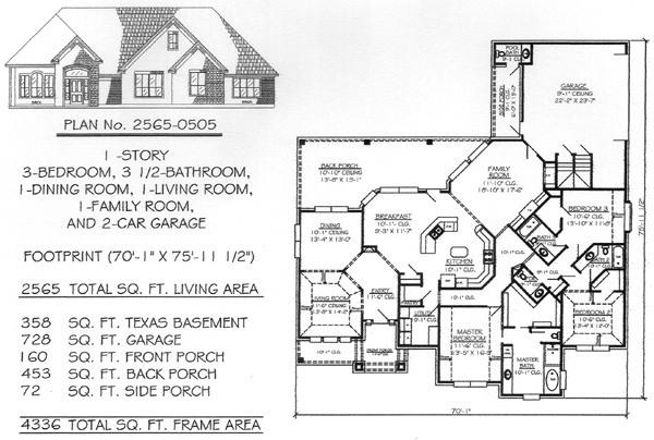 21-modelos de plantas de casas