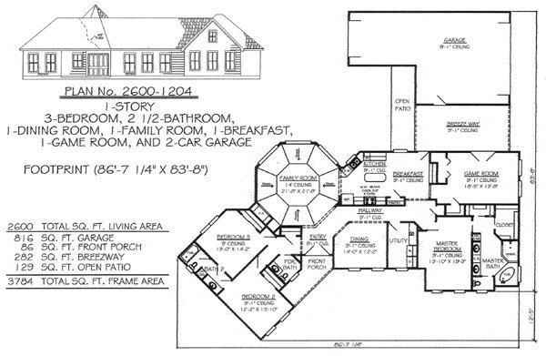 22-modelos de plantas de casas