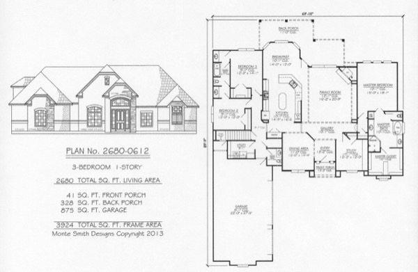 25-modelos de plantas de casas