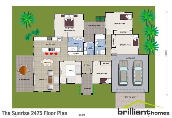 37-modelos de plantas de casas