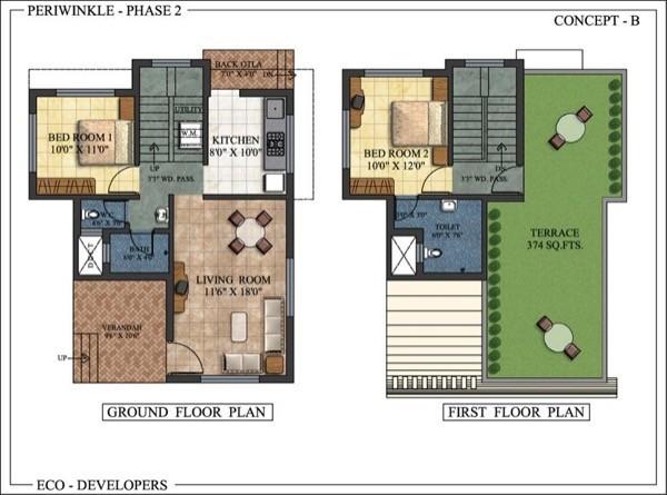 41-modelos de plantas de casas