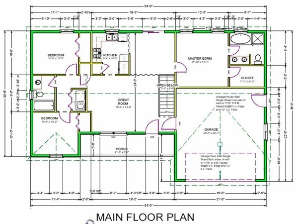 free house plans with basements 60 modelos de plantas de casas gr 225 tis e projetos 23784