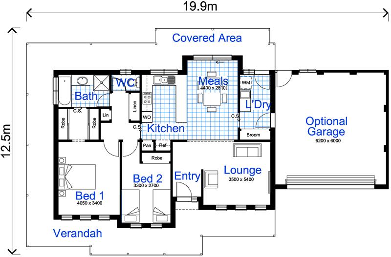 48-modelos de plantas de casas