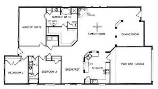 50-modelos de plantas de casas