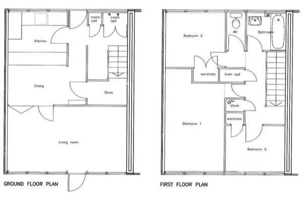 57-modelos de plantas de casas