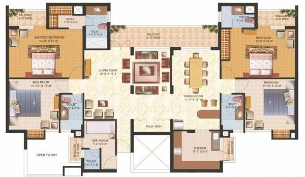 8-modelos de plantas de casas