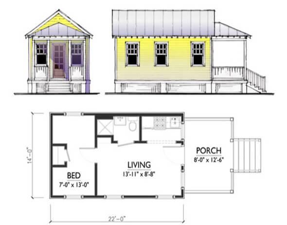 1-casas populares da caixa projetos