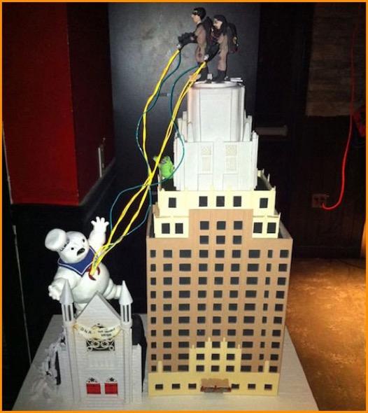8-bolo de casamento geek