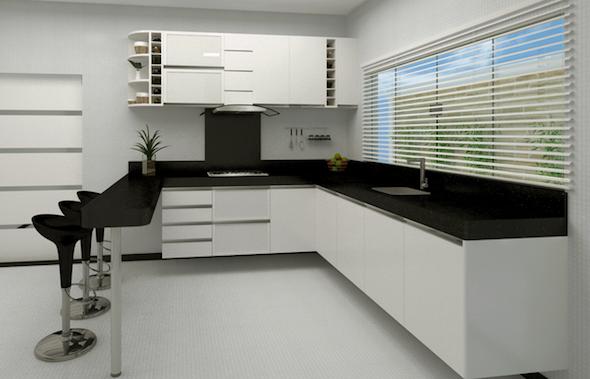 modelo de armario de cozinha