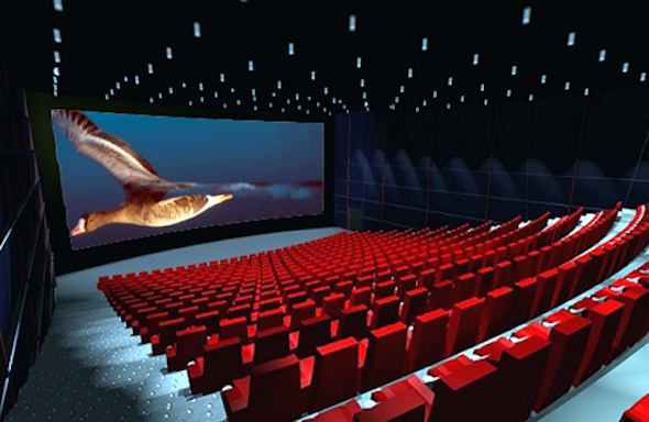 IMAX Cinema 3D 1