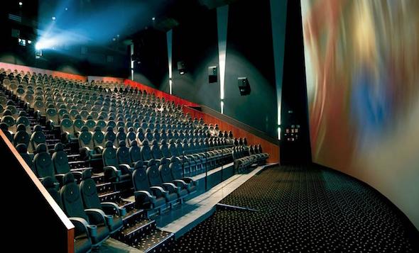 IMAX Cinema 3D 2