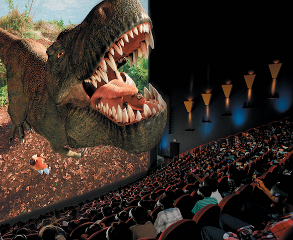 IMAX Cinema 3D 3