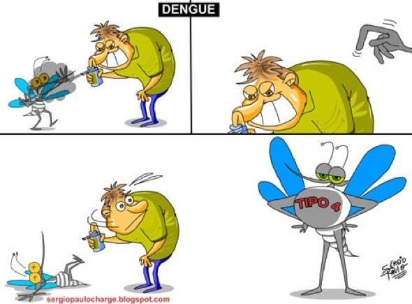 2-dengue tipo 4 em sao paulo